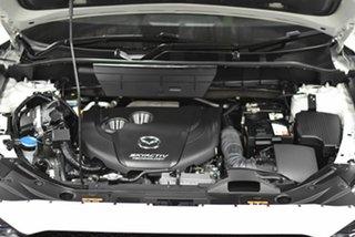 2017 Mazda CX-5 KF4W2A Maxx SKYACTIV-Drive i-ACTIV AWD Sport White 6 Speed Sports Automatic Wagon
