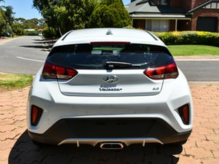 2019 Hyundai Veloster JS MY20 Coupe Chalk White 6 Speed Automatic Hatchback