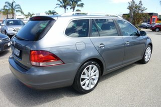 2012 Volkswagen Golf VI MY13 118TSI DSG Comfortline Grey 7 Speed Sports Automatic Dual Clutch Wagon