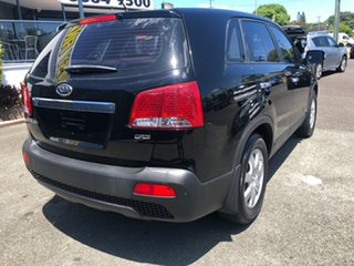 2012 Kia Sorento XM MY12 SI Black 6 Speed Manual Wagon