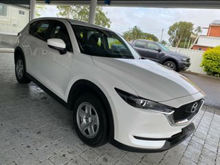2017 Mazda CX-5 MY17 Maxx White 6 Speed Sports Automatic Wagon