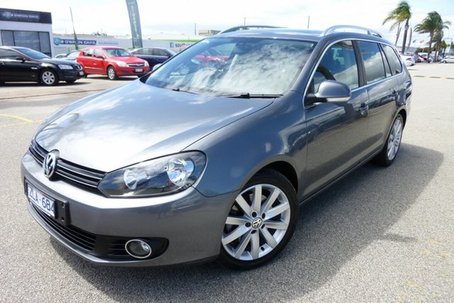 Used Volkswagen Golf VI MY13 118TSI DSG Comfortline Cheltenham, 2012 Volkswagen Golf VI MY13 118TSI DSG Comfortline Grey 7 Speed Sports Automatic Dual Clutch Wagon