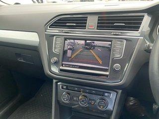 2016 Volkswagen Tiguan Burgundy Automatic Wagon