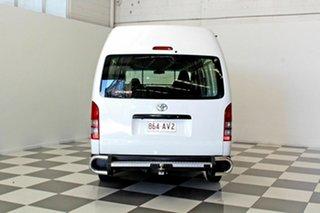 2014 Toyota HiAce KDH221R MY14 SLWB White 5 Speed Manual Van