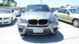 2013 BMW X5 E70 MY1112 xDrive40d Steptronic Sport Grey 8 Speed Sports Automatic Wagon.