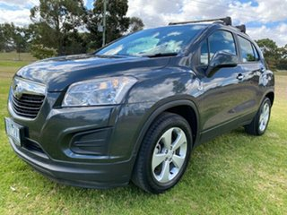 2016 Holden Trax TJ MY16 Active Grey 5 Speed Manual Wagon