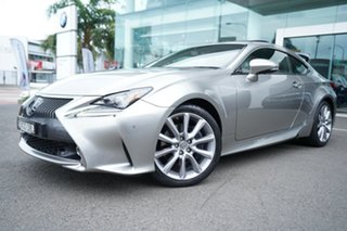 2015 Lexus RC350 GSC10R Sports Luxury Grey 8 Speed Automatic Coupe