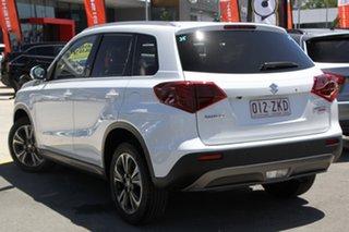 2019 Suzuki Vitara LY Series II Turbo 2WD Pearl White 6 Speed Sports Automatic Wagon.