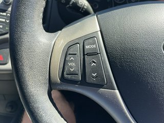 2009 Hyundai i30 FD MY10 SLX Black 5 Speed Manual Hatchback