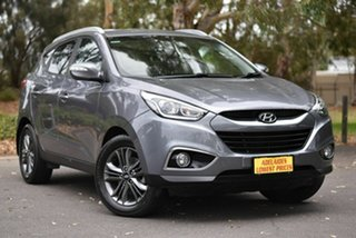 2015 Hyundai ix35 LM3 MY15 SE Grey 6 Speed Sports Automatic Wagon.
