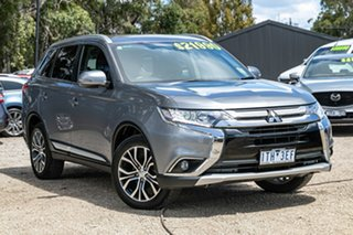 2016 Mitsubishi Outlander ZK MY16 LS 4WD S 6 Speed Constant Variable Wagon.