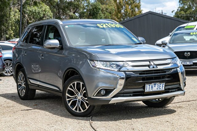 Used Mitsubishi Outlander ZK MY16 LS 4WD Mornington, 2016 Mitsubishi Outlander ZK MY16 LS 4WD S 6 Speed Constant Variable Wagon