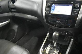 2017 Nissan Navara D23 Series II ST-X (4x4) Blue 7 Speed Automatic Dual Cab Utility