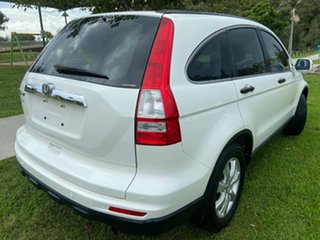 2010 Honda CR-V RE MY2010 Limited Edition 4WD White 6 Speed Manual Wagon