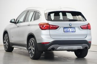 2016 BMW X1 F48 sDrive20i Steptronic Silver 8 Speed Sports Automatic Wagon