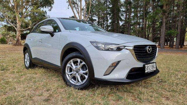 Used Mazda CX-3 DK2W7A Maxx SKYACTIV-Drive Nuriootpa, 2016 Mazda CX-3 DK2W7A Maxx SKYACTIV-Drive Grey 6 Speed Sports Automatic Wagon