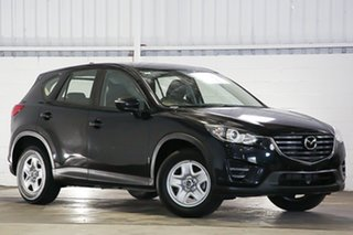 2016 Mazda CX-5 KE1072 Maxx SKYACTIV-MT FWD Black 6 Speed Manual Wagon.