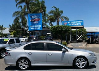 2009 Ford Falcon FG XR6 Silver 5 Speed Sports Automatic Sedan