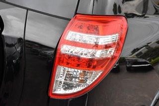 2009 Toyota RAV4 ACA33R MY09 Cruiser Black 4 Speed Automatic Wagon