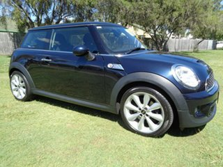 2012 Mini Coupe R58 Cooper S Blue 6 Speed Sports Automatic Coupe.