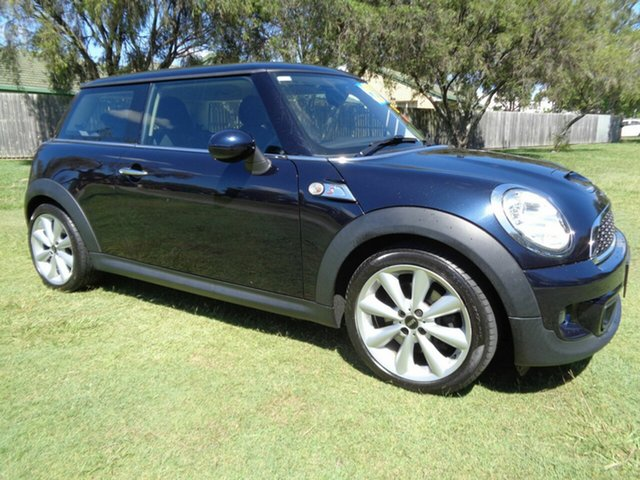 Used Mini Coupe R58 Cooper S Kippa-Ring, 2012 Mini Coupe R58 Cooper S Blue 6 Speed Sports Automatic Coupe