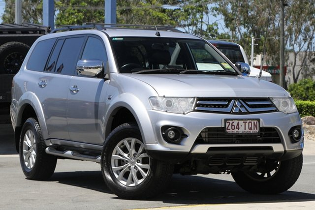 Used Mitsubishi Challenger PC (KH) MY14 LS Aspley, 2013 Mitsubishi Challenger PC (KH) MY14 LS Silver 5 Speed Sports Automatic Wagon