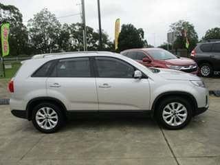2013 Kia Sorento XM MY13 SLi Silver 6 Speed Sports Automatic Wagon.