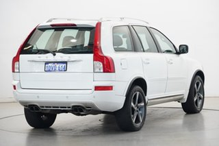 2012 Volvo XC90 P28 MY12 D5 Geartronic R-Design White 6 Speed Sports Automatic Wagon