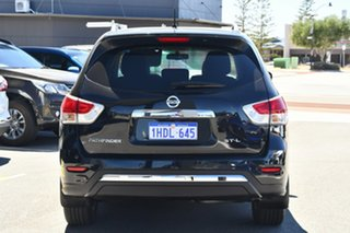 2015 Nissan Pathfinder R52 MY15 ST-L X-tronic 2WD Black 1 Speed Constant Variable Wagon