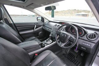 2011 Mazda CX-7 ER1032 Luxury Activematic Sports Grey 6 Speed Automatic Wagon