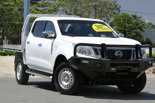 Used Nissan Navara D23 ST 4x2 Aspley, 2016 Nissan Navara D23 ST 4x2 White 7 Speed Sports Automatic Utility