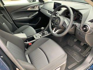 2020 Mazda CX-3 DK2W76 Maxx SKYACTIV-MT FWD Sport Deep Crystal Blue 6 Speed Manual Wagon