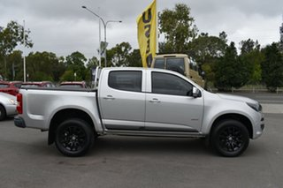 2018 Holden Colorado RG MY18 LS Pickup Crew Cab 4x2 Silver 6 Speed Sports Automatic Utility.