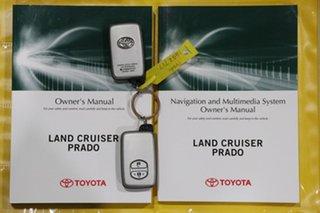 2017 Toyota Landcruiser Prado GDJ150R MY17 GX (4x4) White 6 Speed Automatic Wagon