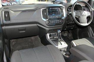 2016 Holden Colorado RG MY16 LTZ Crew Cab 4x2 Silver 6 Speed Sports Automatic Utility