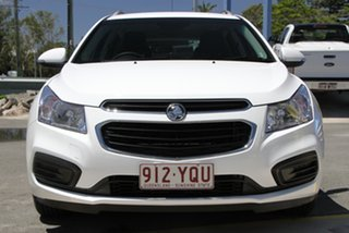 2015 Holden Cruze JH Series II MY16 CD Sportwagon White 6 Speed Sports Automatic Wagon