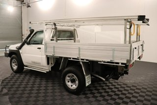 2016 Nissan Patrol Y61 Series 5 MY15 DX 5 speed Manual Cab Chassis