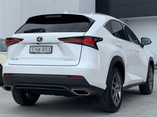 2020 Lexus NX AGZ10R NX300 2WD Luxury White 6 Speed Sports Automatic Wagon.