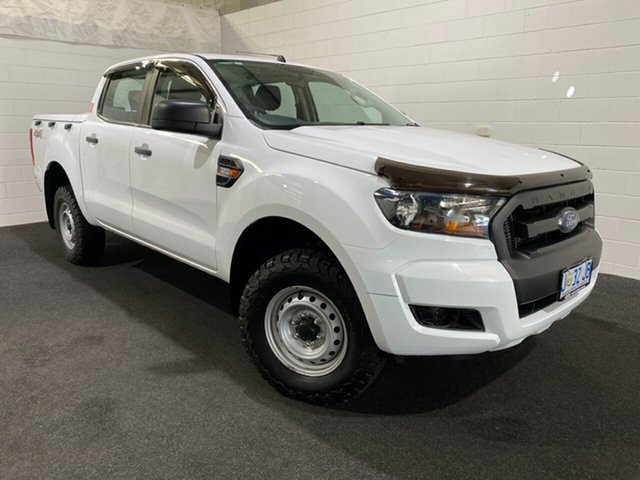 Used Ford Ranger PX MkII XL Devonport, 2017 Ford Ranger PX MkII XL White 6 Speed Sports Automatic Utility