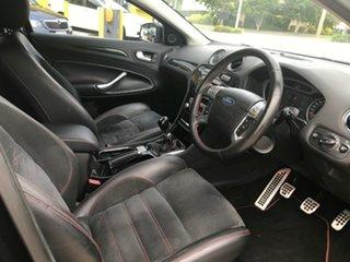 2009 Ford Mondeo MA XR5 Turbo Black 6 Speed Manual Hatchback.