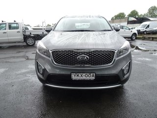 2017 Kia Sorento UM MY17 SI Grey 6 Speed Sports Automatic Wagon