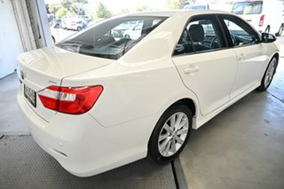 2016 Toyota Aurion GSV50R AT-X White 6 Speed Sports Automatic Sedan