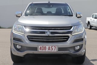 2016 Holden Colorado RG MY17 LTZ Pickup Crew Cab Grey 6 Speed Manual Utility