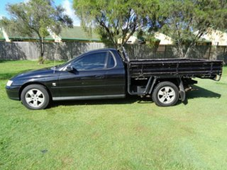 2003 Holden One Tonner VY Black 4 Speed Automatic Cab Chassis