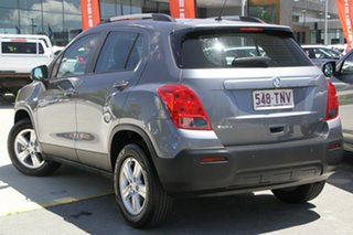 2013 Holden Trax TJ MY14 LS Grey 6 Speed Automatic Wagon.