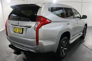 2016 Mitsubishi Pajero Sport QE MY16 GLS Silver 8 Speed Sports Automatic Wagon