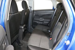 2019 Mitsubishi ASX XD MY20 ES (2WD) Blue Continuous Variable Wagon
