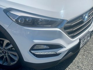 2015 Hyundai Tucson TLE Elite AWD White 6 Speed Sports Automatic Wagon