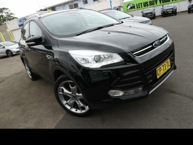 Used Ford Kuga Kingswood, Ford 2015.25 SUV TITANIUM . 2.0L DSL 6A P/SHIF