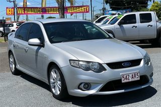 2009 Ford Falcon FG XR6 Silver 5 Speed Sports Automatic Sedan.